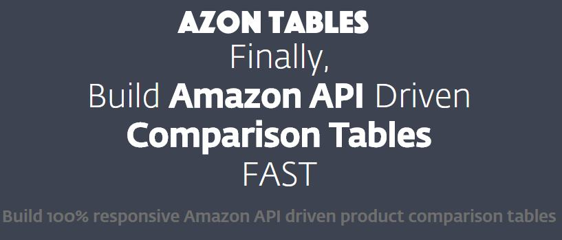 AzonTables