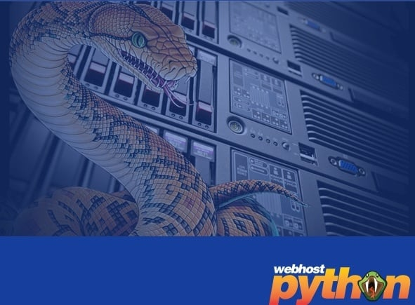 Webhost Python Hosting Review
