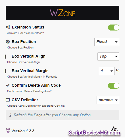 Woozone Review - Wzone Chrome Plugin