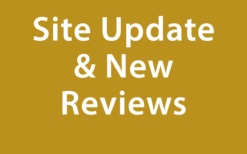 ScriptReviewHQ.com Site Updates and New Reviews