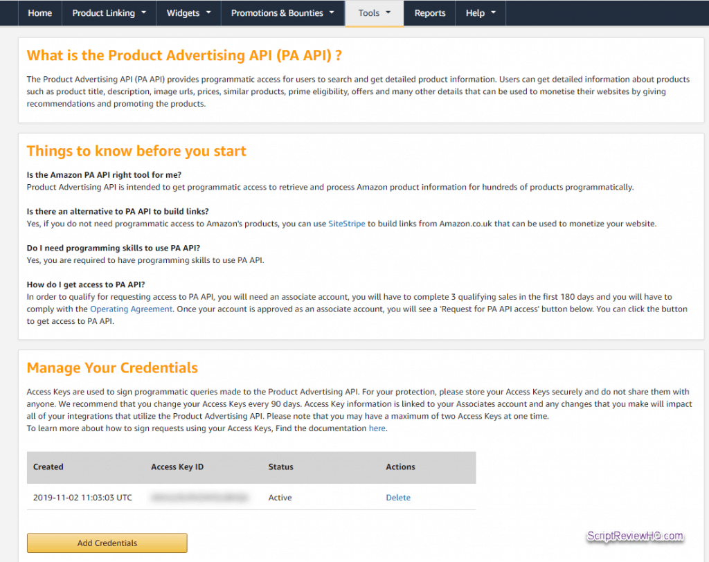 aawp amazon api update migrate