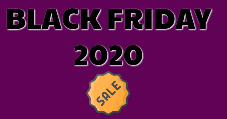 Black Friday 2020 Deals and Discounts