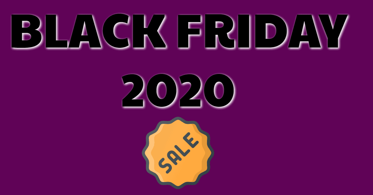 Black Friday 2020 Deals and Discounts thumbnail